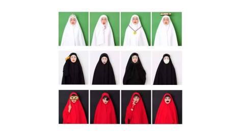 dobré dievča v moslimskej krajine