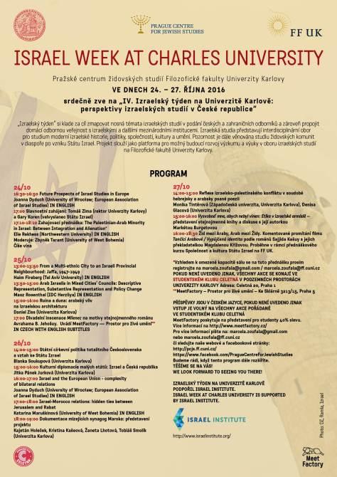 Izraelský týden v Praze